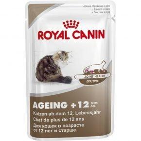 Роял Канин для старых кошек