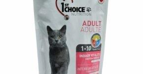 1st Choice Adult Indoor Vitality