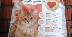 «Клуб 4 лапы» Hairball Control