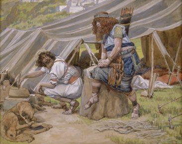 Иллюстрация к Ветхому Завету