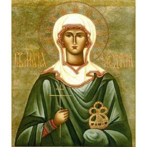 Икона Святой Марии