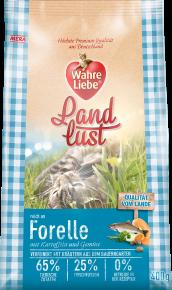Wahre Liebe Landlust Forelle