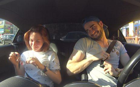 Кадр из видеорозыгрыша с Афоней