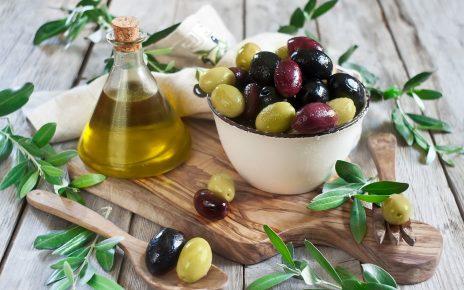Оливки, маслины и оливковое масло