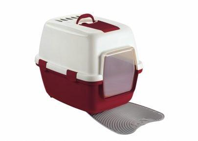 Коврик Stefanplast Cleaner Little Carpet под кошачьим туалетом