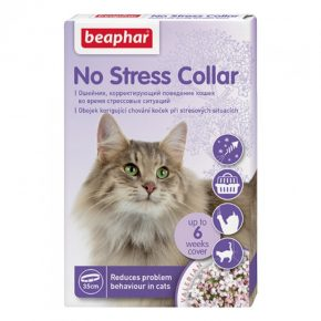 Beaphar No Stress Collar ошейник в упаковке