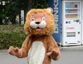 Плюшевый лев