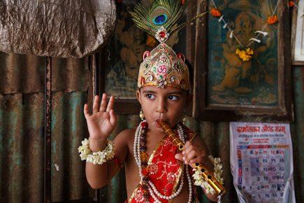 Ребёнок-индус