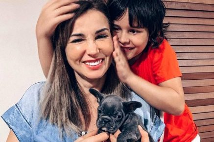 Чехова и сыном и собачкой
