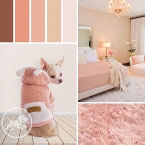 Тёплая и мягкая одежда для собаки